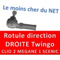 ROTULES DIRECTION D CLIO 2