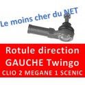 ROTULES DIRECTION CLIO 2