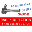 ROTULES DIRECTION PSA 206 etc...