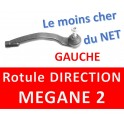 ROTULES DIRECTION G MEGANE 2