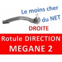 ROTULES DIRECTION D MEGANE 2
