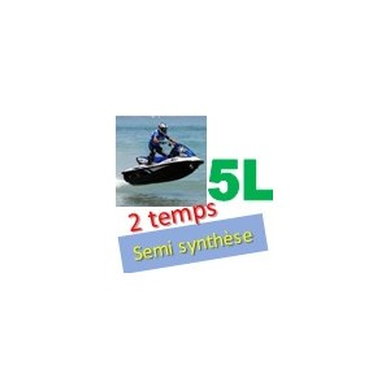 huile jet ski 5L
