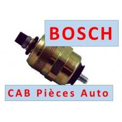 électrovannes pompe diesel Bosch