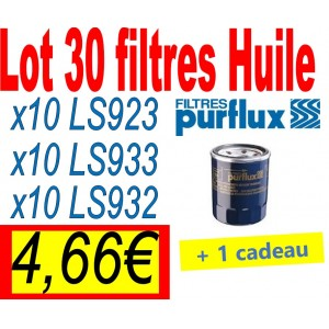 lot filtres top vente