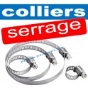12 colliers serrage