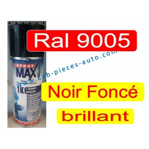 RAL 9005 brillant