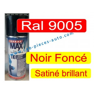 RAL 9005 brillant sat
