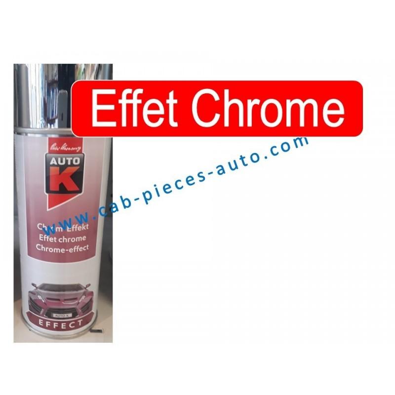 Effet Chrome