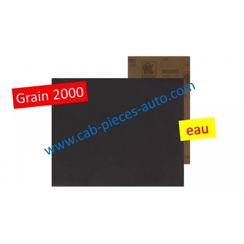FEUILLE A L'EAU 2000