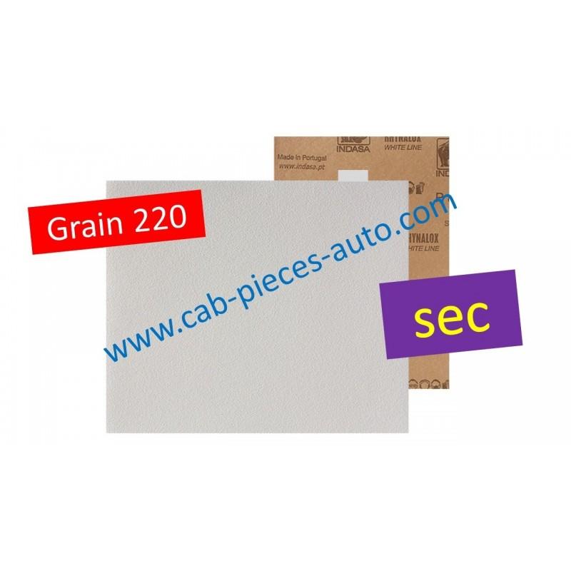 FEUILLE A SEC 220