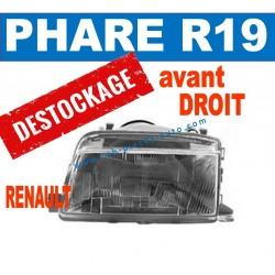 Phare R19 av D