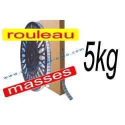 Rouleau de Masses