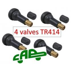 4 valves TR414