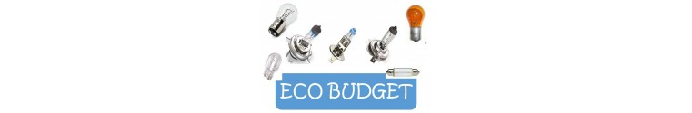 Lampes ECO BUDGET