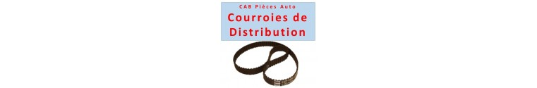 Courroies de distribution